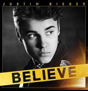 CD Justin Bieber - Believe - R$4
