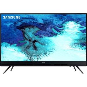 "TV LED 32"" Samsung UN32K4100AGXZD HD com Conversor Digital Proteção Tripla Design Slim 2 HDMI 1 USB"