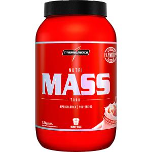 Nutri Mass 7000 Integralmedica 2por99 Netshoes - Massa Hipercalórica