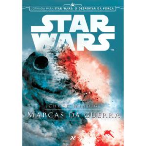 Livro - Star Wars: Marcas da Guerra por R$18
