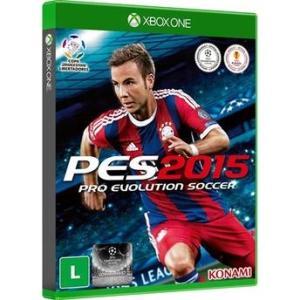 Pro Evolution Soccer PES 15 - Xbox One