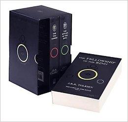 O Senhor dos Anéis - Coleção em 3 Volumes - R$76