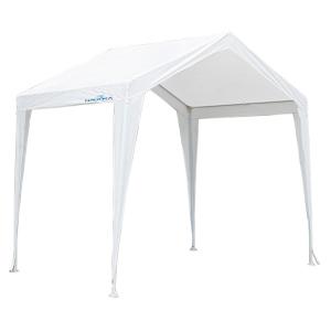 Tenda - Gazebo Nautika Solis Branco 2,6x2,1m - (À vista)