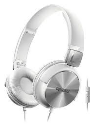 Headphone Philips com Microfone SHL3165 - R$88