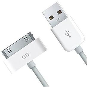 Cabo USB A macho para Ipod/ Iphone 4 e Ipad 2.0 1m- R$1,00