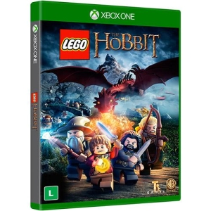 Lego O Hobbit BR - Xbox One R$ 40,49