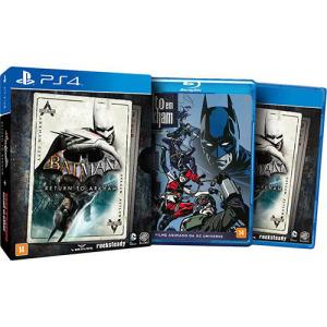 Game Batman: Return To Arkham Combo - PS4