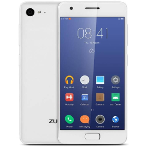 "Lenovo ZUK Z2 5"" 4GB RAM 64GB ROM Snapdragon 820 2.15GHz Quad-core 4G Smartphone Branco - R$ 583,00"