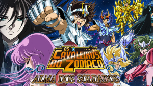 Cavaleiros do Zodíaco - Alma dos Soldados - PC