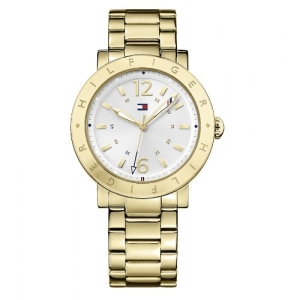Relógio Tommy Hilfiger Feminino Aço Dourado - 1781619 - R$293