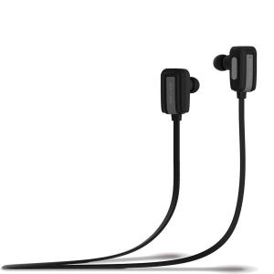 Fone de Ouvido  Bluetooth V4.0 Runner Cabo Flat com Microfone R$66