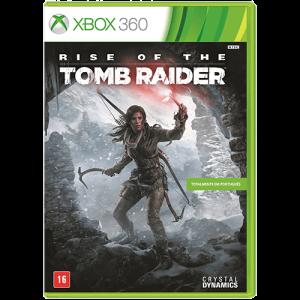 Rise of the Tomb Raider para Xbox 360 por R$45