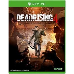 Dead Rising 4 Xbox One - R$149