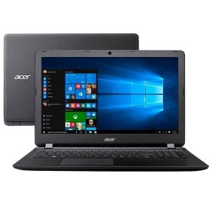 "Notebook Acer ES1-572-323F Intel Core i3 4GB 500GB Tela LED 15,6"" Windows 10 - R$1.408"