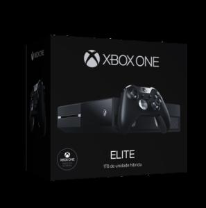 Xbox One - Elite 1TB R$ 1.799,10