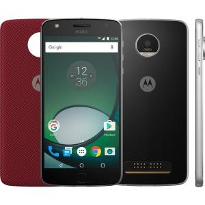 """Smartphone Moto Z Play Tela 5.5"""" 32GB Câmera 16MP - Preto - R$ 1439"""