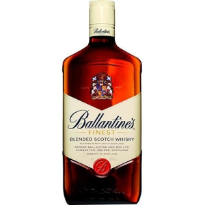 Whisky Ballantine's Finest - 1L por R$59