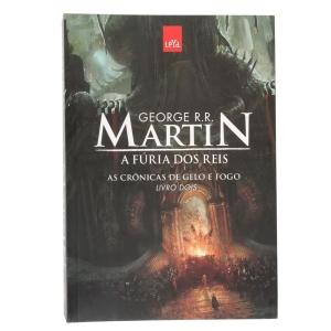 Livro - As Crônicas de Gelo e Fogo - A Fúria dos Reis - Volume 2  por R$9,90