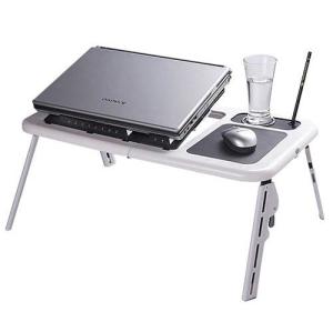 [Submarino] Mesa p/ Notebook - A Sys - E-Table - Branca - R$53,99
