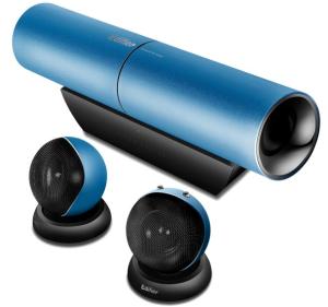 Caixa de som 22W portátil Aurora Edifier MP300 Plus - Azul R$198