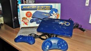 [Walmart] Master System Evolution 132 Jogos - Tectoy- R$149,90