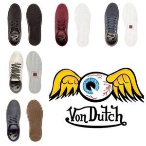 [Kanui] Tênis Von Dutch - R$78,00