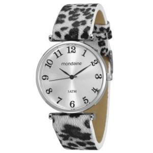 Relógio Feminino Mondaine, Analógico, Pulseira de Couro por R$30