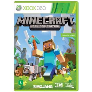 Jogo Minecraft - Xbox 360 - R$ 44,90