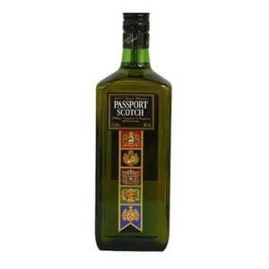Whisky Escocês Scoth Garrafa 1 Litro Passport - R$ 52,99