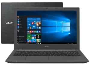 """Notebook Acer Aspire E5 Intel Core i7 6ª Geração - 8GB 1TB LCD 15,6"""" por R$ 2849"""