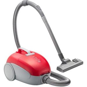 Aspirador de Pó Electrolux com Saco Nano - 1000w 1,5l Vermelho/Cinza por R$ 98