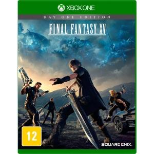 Final Fantasy XV: Edição Limitada p/ Xbox One ou PS4