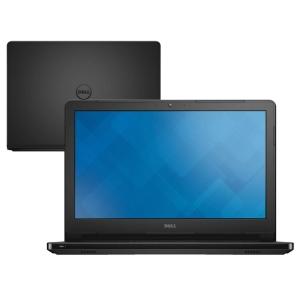 """Notebook Dell Inspiron Intel Core I3-5005U 4GB 1TB Linux LED 14"""" - Preto"""