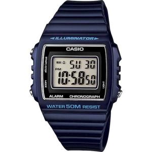 Relógio Unissex Casio Digital W-215H-2AVDF por R$ 76