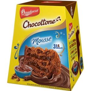 Chocottone Mousse Bauducco 550g por R$ 13