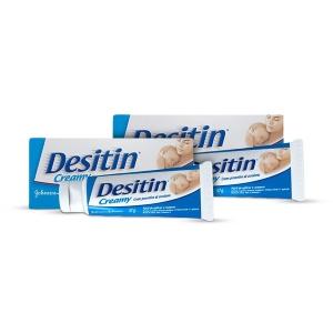 Kit 2 Cremes Preventivo de Assaduras Desitin Creamy - R$22,35