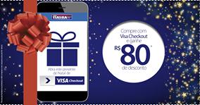 [Casas Bahia] Ganhe R$ 80 reais em compras acima de R$160 com Visa Checkout