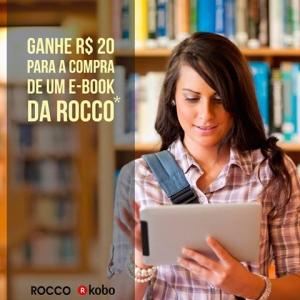 A Kobo está dando um crédito de R$20,00 para novos clientes