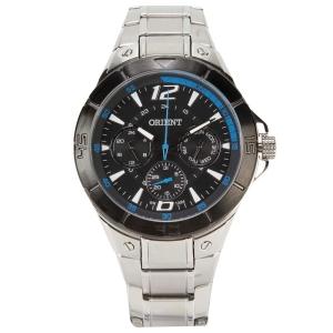 Relógio Masculino Analógico Orient MBSSM061-PASX - Prata por R$ 120
