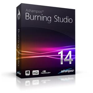 Free Ashampoo Burning Studio 2016 (100% discount) - SharewareOnSale