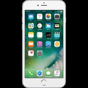 """iPhone 6 16GB Prata Tela 4.7"""" - 1x R$ 1.799,00 em 1x no cartão Submarino"""