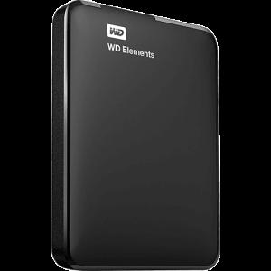 HD Externo Portátil WD Elements 1TB USB 3.0 - R$ 216,99 em 1x no cartão americanas.com