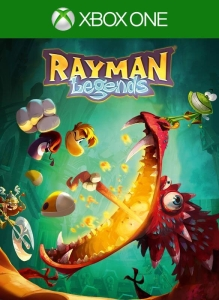 Rayman Legends xone - R$ 33,00  com o Xbox Live Gold