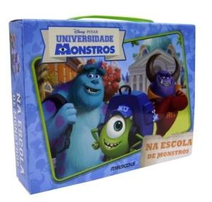 Universidade Monstros - na Escola de Monstros - R$ 9,90