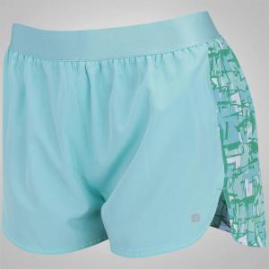 Shorts Oxer Recorte Print - Feminino de 59,99 por 22,49