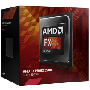 Processador AMD FX 8320E Octa Core, Black Edition