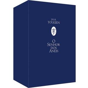 Livro - Senhor Dos Anéis - 3 Volumes por R$100