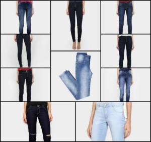 Vários modelos de Jeans da #Biotipo a partir de R$ 41,92