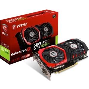 Placa de Vídeo VGA MSI GeForce GTX 1050 TI 4GB Gaming X  R$800