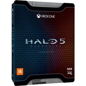 Halo 5: Guardian Edição de Colecionador - Xbox One